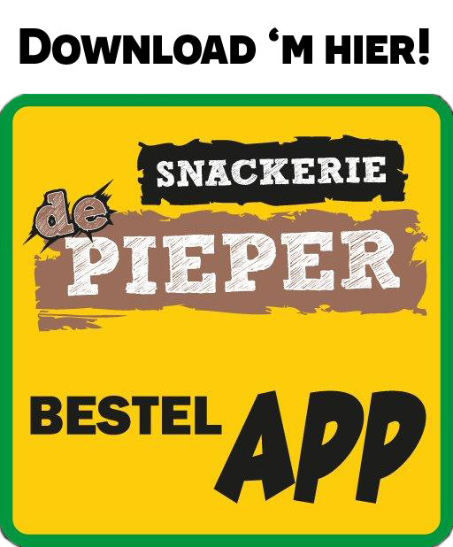 Download de Snackerie de Pieper app!